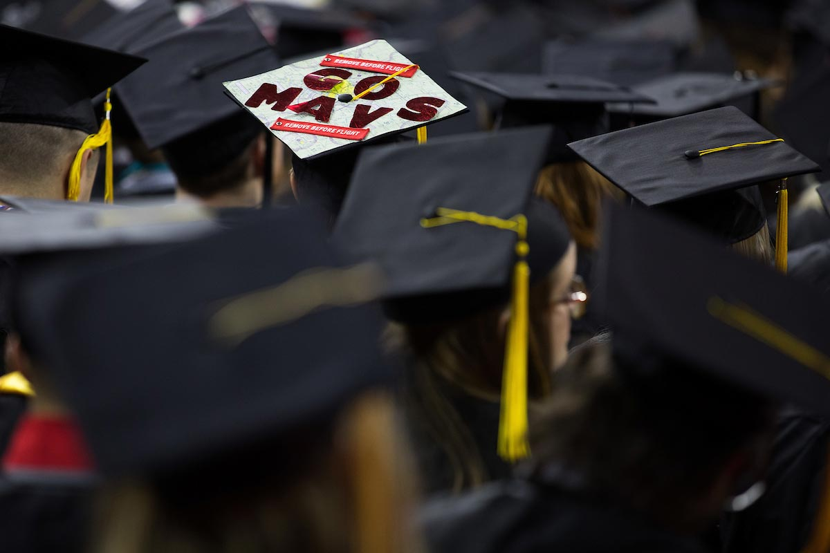 Student Commencement Stories: August, December 2020