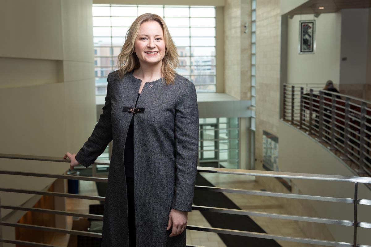 A profile photo of Gina Ligon, Ph.D.