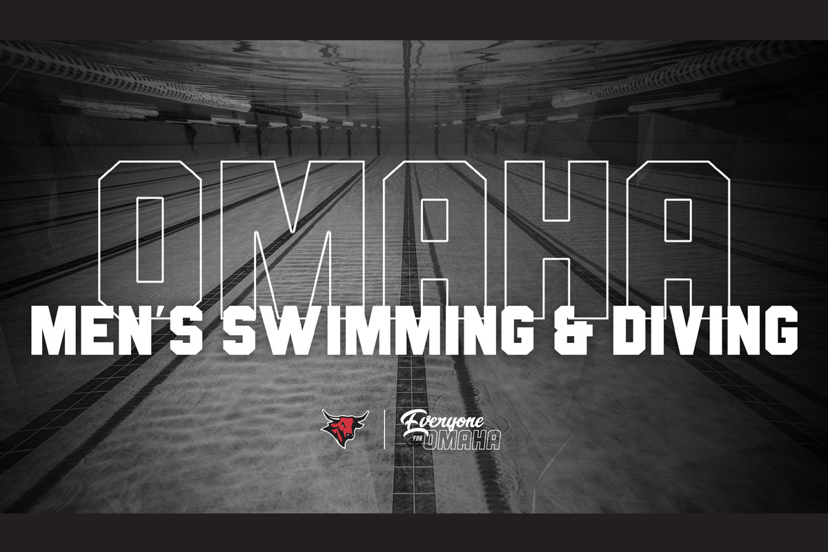 Omaha Athletics to Sponsor Men's Swimming and Diving