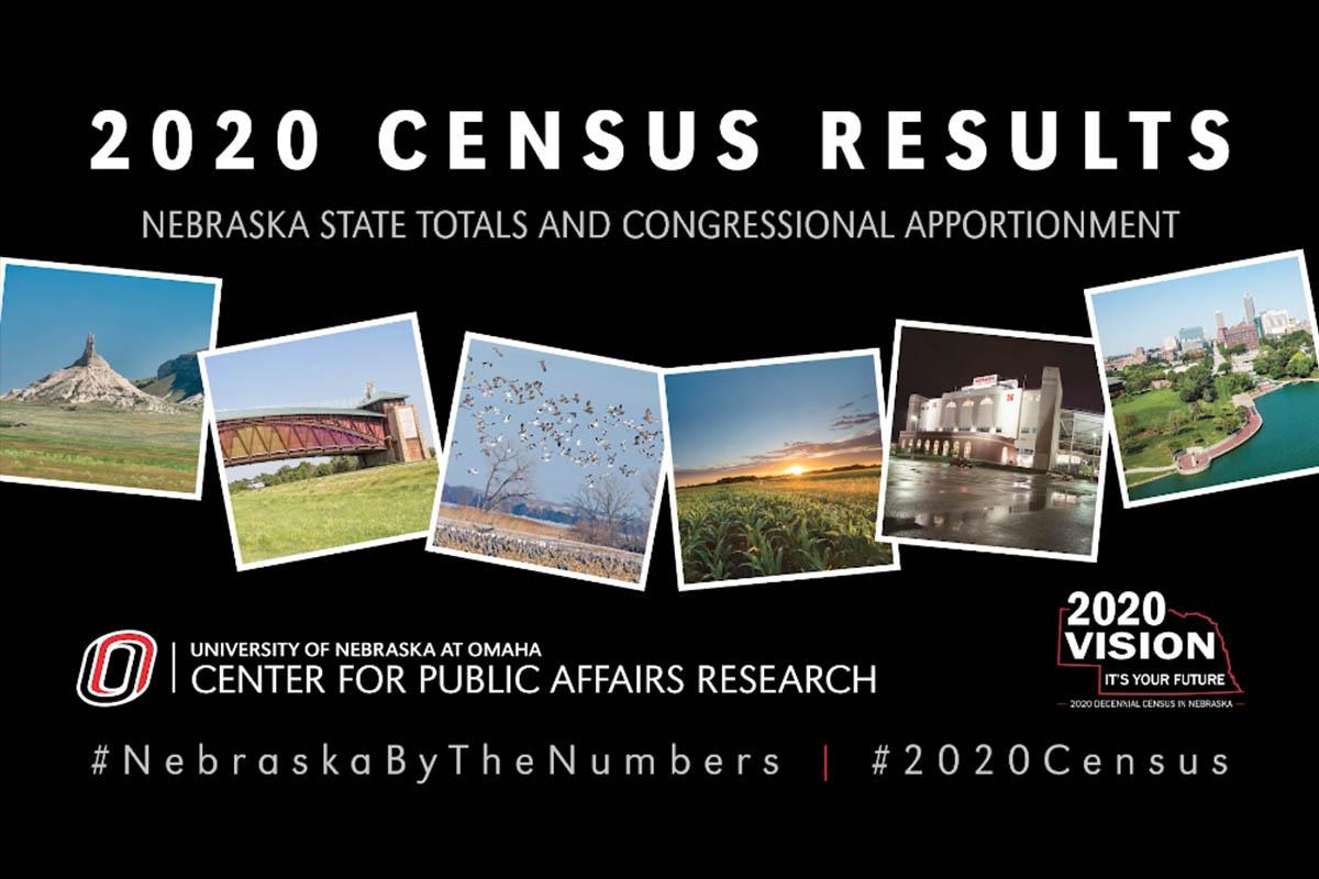 #2020Census #NebraskaByTheNumbers