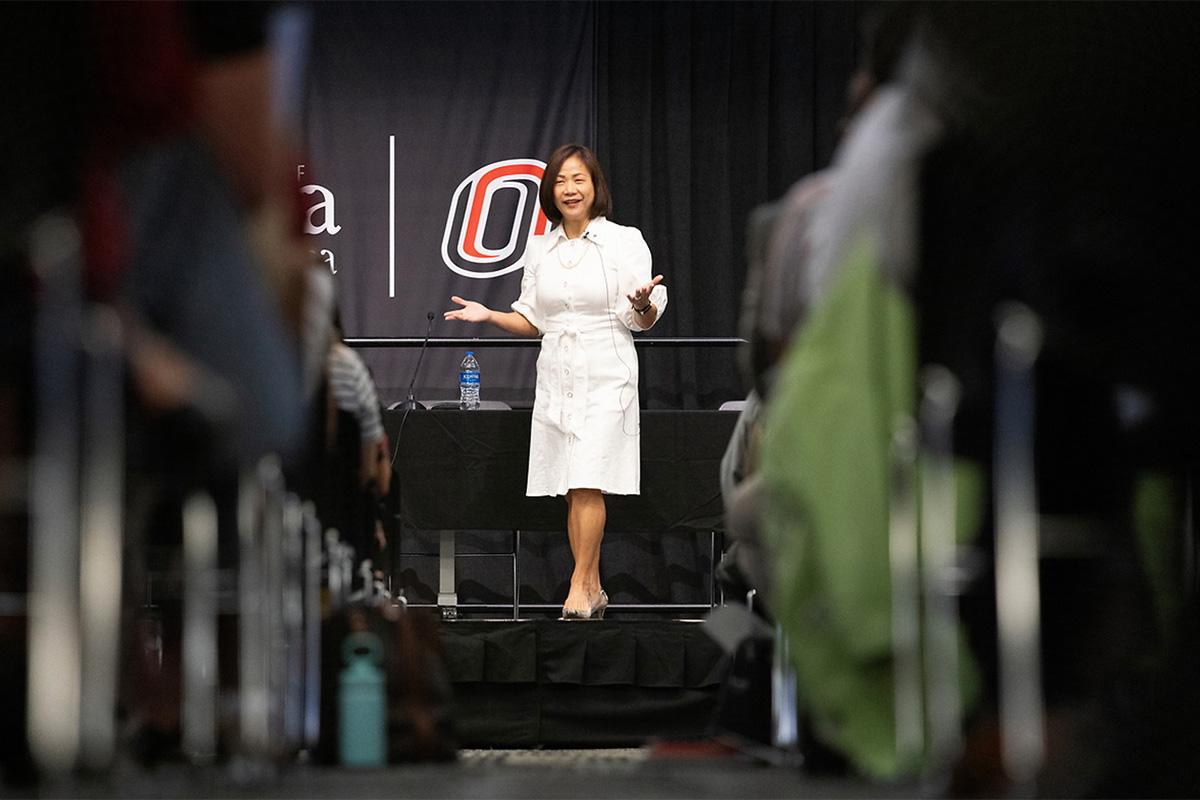 Chancellor Li: Honor the Journey, Embrace the Future