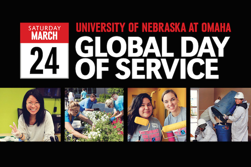 UNO Global Day of Service