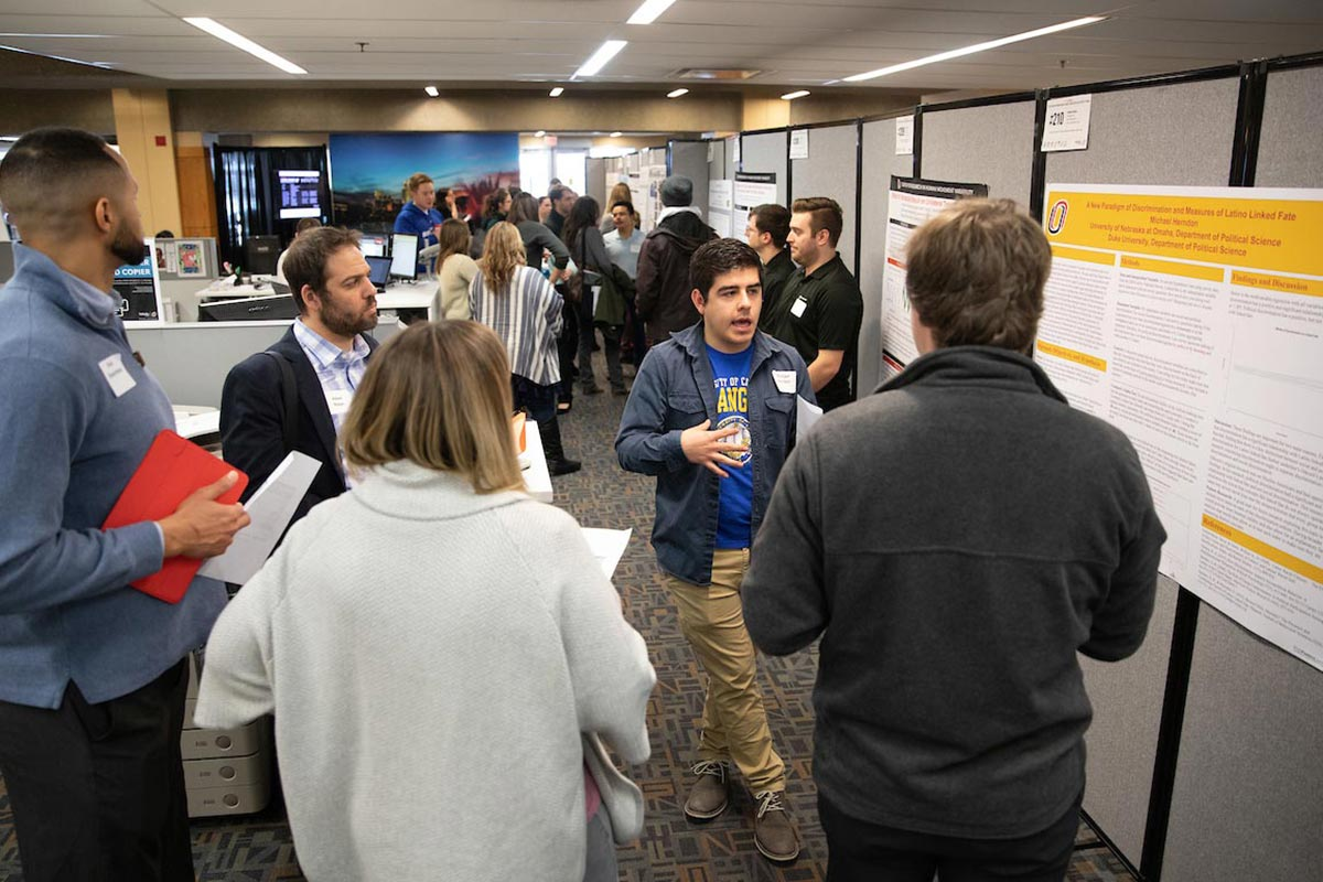 Student Research and Creative Activity Fair