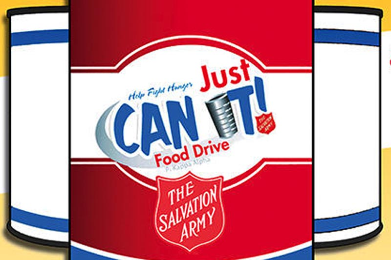 Just Can It | March 26-30